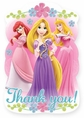 Disney Princess Postcard Thank You