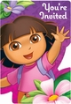 Dora's Flower Adventure Invitation