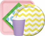 Easter Solid Color Tableware