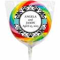 Elegant Wedding Custom Lollipops