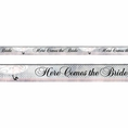 Elegant Wedding Party Banner