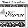 Ever After Bridal Shower Custom Banner