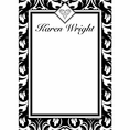 Ever After Bridal Shower Custom Thank You Note