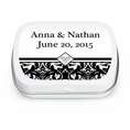 Ever After Custom Wedding Mint Tins