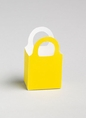 Favor Boxes Yellow