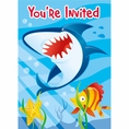 Fin Friends Invitations