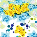 Fisher Price Baby Boy Confetti