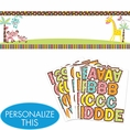 Fisher Price Baby Giant Party Banner