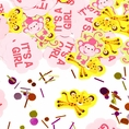 Fisher Price Baby Girl Confetti