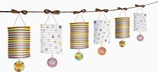 Fisher Price Baby Lantern Garland