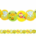 Fisher Price Baby Paper Garland