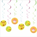 Fisher Price Baby Swirl Decorations