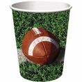 Football 9 Oz. Cups