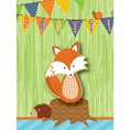Fox Invitations