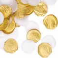 Gold Rose Petal Confetti
