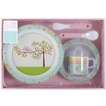 Happi Tree 5-piece Melamine Feeding Set