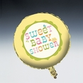 Happi Tree Owl Baby Shower Foil Balloon