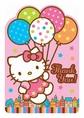 Hello Kitty Balloon Dreams Thank You