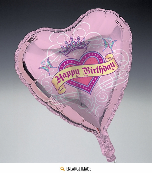 Her Highness Foil Balloon