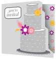 I Do Cake Wedding & Bridal Shower Invitations