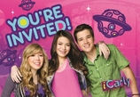 iCarly Invitation