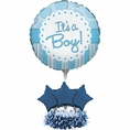 It's a Boy Balloon Centerpiece