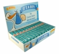 It�s A Boy Bubble Gum Cigars 36 ct Box