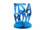 """It's A Boy"" Shower Supplies"