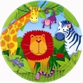 Jungle Animals Baby Shower
