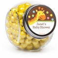 Jungle Baby Shower Custom Candy Jars