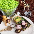 Jungle Monkey Design Key Chain Favors