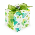Kathy Davis Yellow Floral Favor Boxes