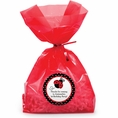 Ladybug Fancy 1st Birthday Custom Favor Bags