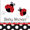 Ladybug Fancy Baby Shower