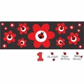 Ladybug Fancy Giant Party Banner