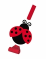 Ladybug Fancy Medallion Blowouts