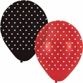 Ladybug Fancy Latex Balloons