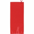 Large Red Favor Bags