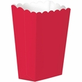 Large Red Popcorn Boxes