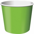 Lime Green Treat Cups