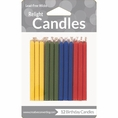 Magic Relight Solid Colors Candles