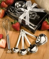 Measuring Spoon & Whisk Set