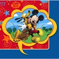 Mickey Mouse Beverage Napkins