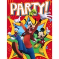 Mickey Fun and Friends Fill-In Invitations