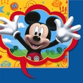 Mickey Mouse Luncheon Napkins