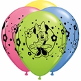 Minnie Mouse Assorted Latex Balloons