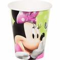 Minnie Mouse 9 Oz Cups