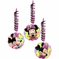 Minnie Mouse Bow-tique Birthday Danglers