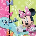 Minnie Mouse Luncheon Napkins