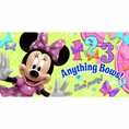 Minnie Mouse Bow-tique Wall Mural